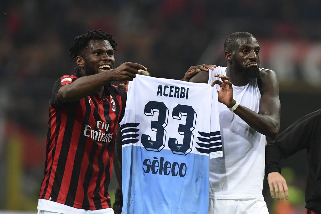 La Lazio in finale